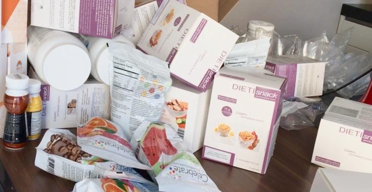 WLS Vitamine, Proteine, Eiweiß-Shake, Protein-Chips,